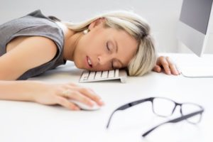what is the best natural sleep aid for this woman? Read blog.